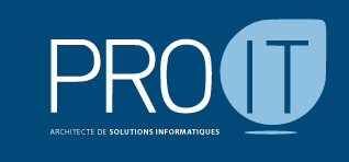 logo PRO IT | Architecte de solutions informatiques